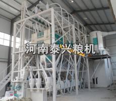 钢架式面粉加工设备