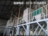 50吨玉米加工设备视频