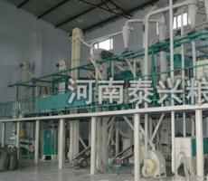 豆类加工设备