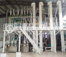 15吨级玉米加工机械