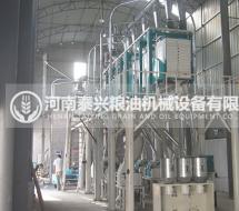 40吨级面粉加工设备